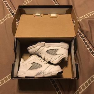 Jordan's toddler shoe